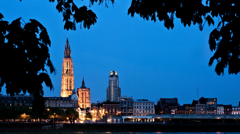 Skyline Antwerp | © Dave Van Laere/courtesy of Visit Antwerp