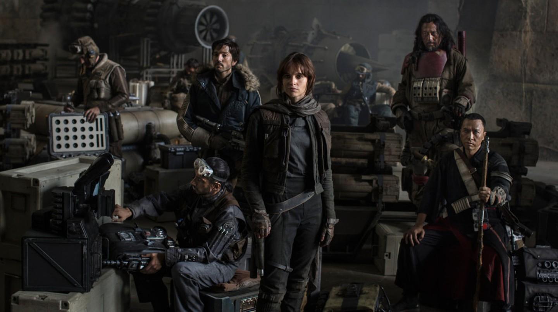 Rogue One cast | © Disney