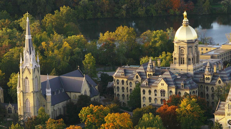 University of Notre Dame | © Adawson8/WikiCommons