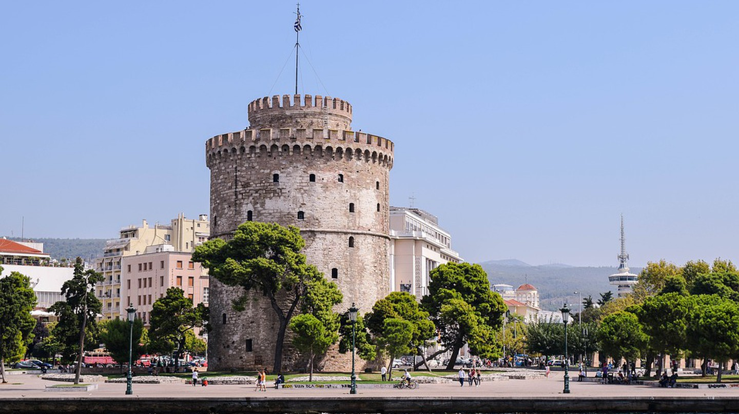 Thessaloniki's White Tower