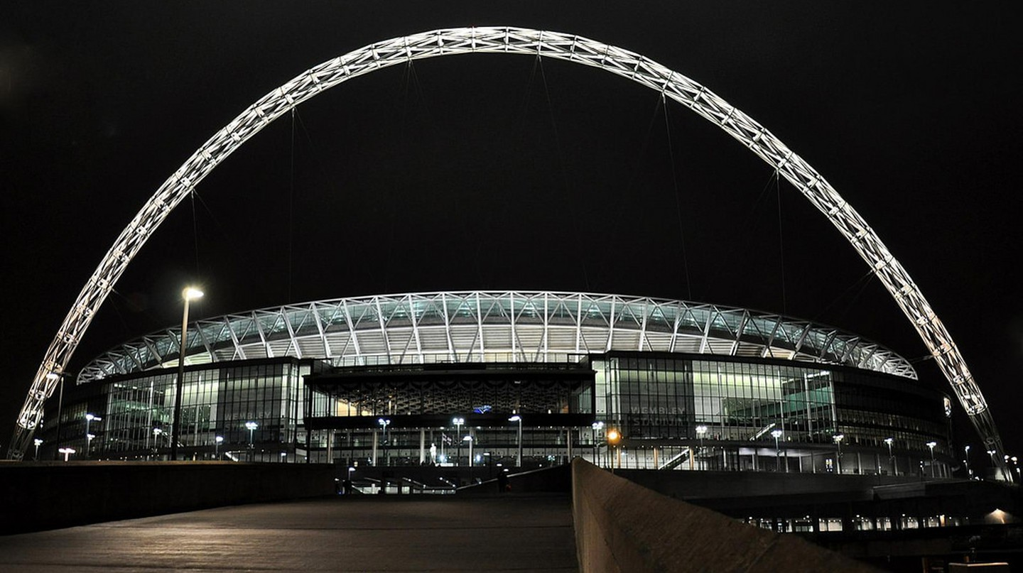Wembley Stadium | © Martin Pettitt/flickr.com