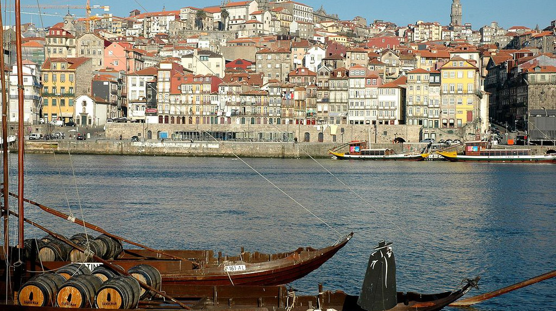 Porto des de Vila Nova de Gaia   © Josep Renalias / WikiCommons
