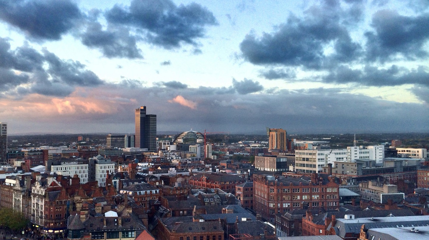 Manchester's Northern Quarter | © www.tecmark.co.uk/Flickr