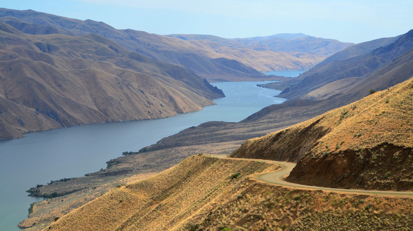 The beautiful Snake River | © Baker County Tourism / Flickr