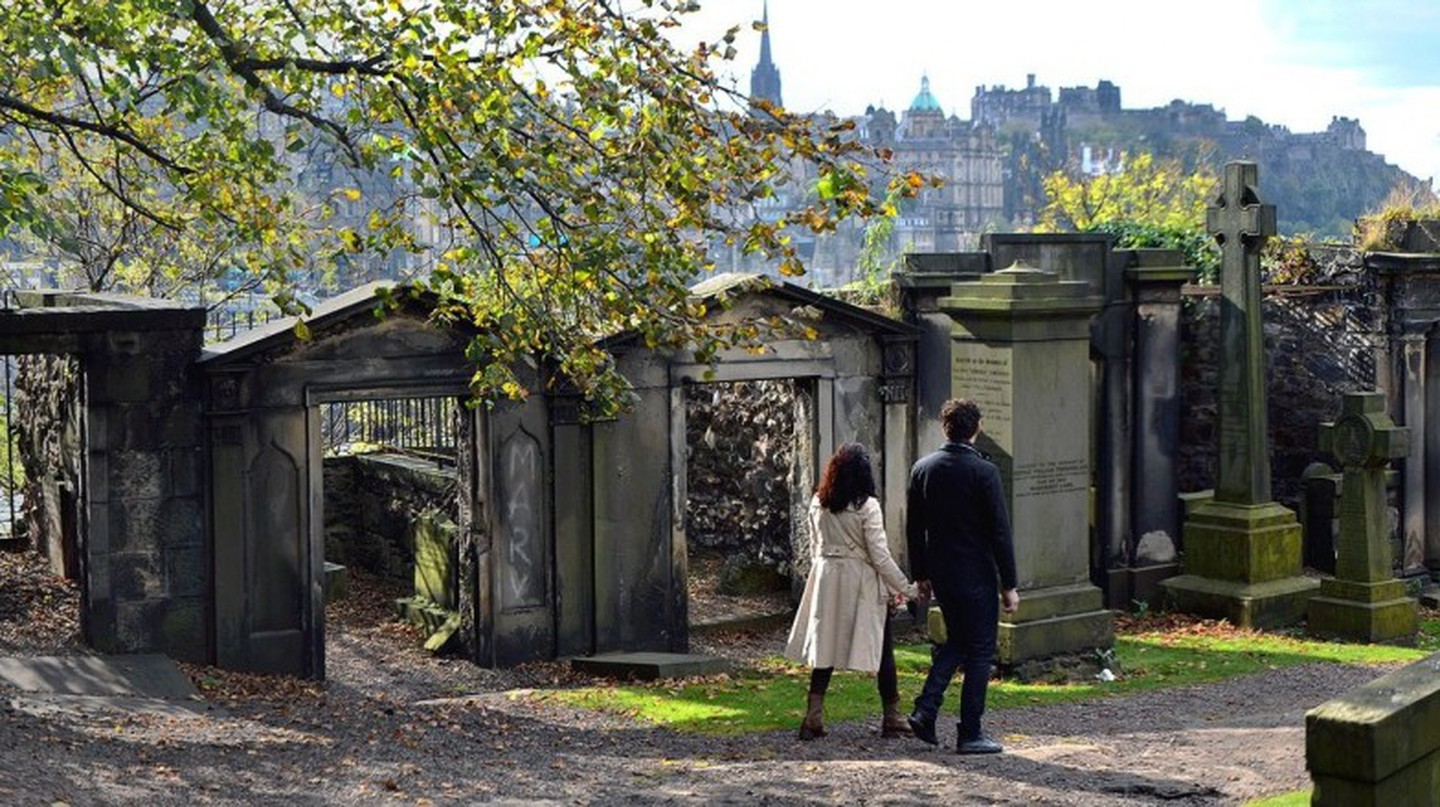 Old Calton Burial Ground | © stu smith/Flickr