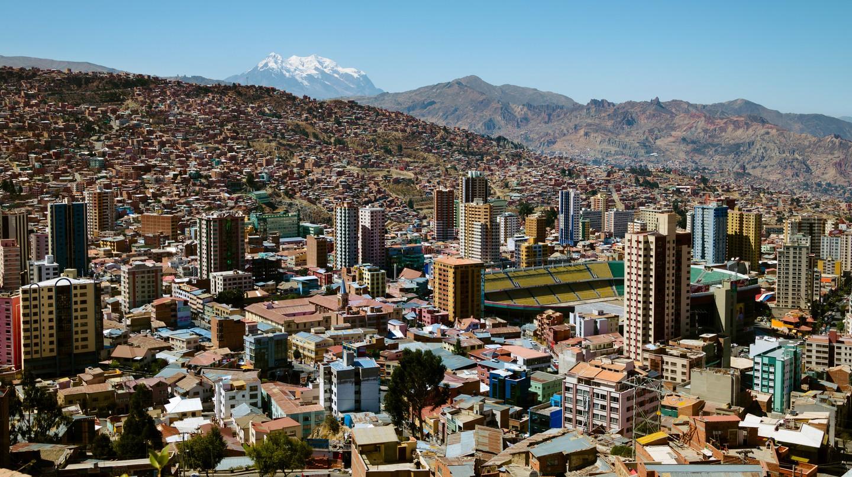 La Paz | © Anthony Tong Lee / Flickr