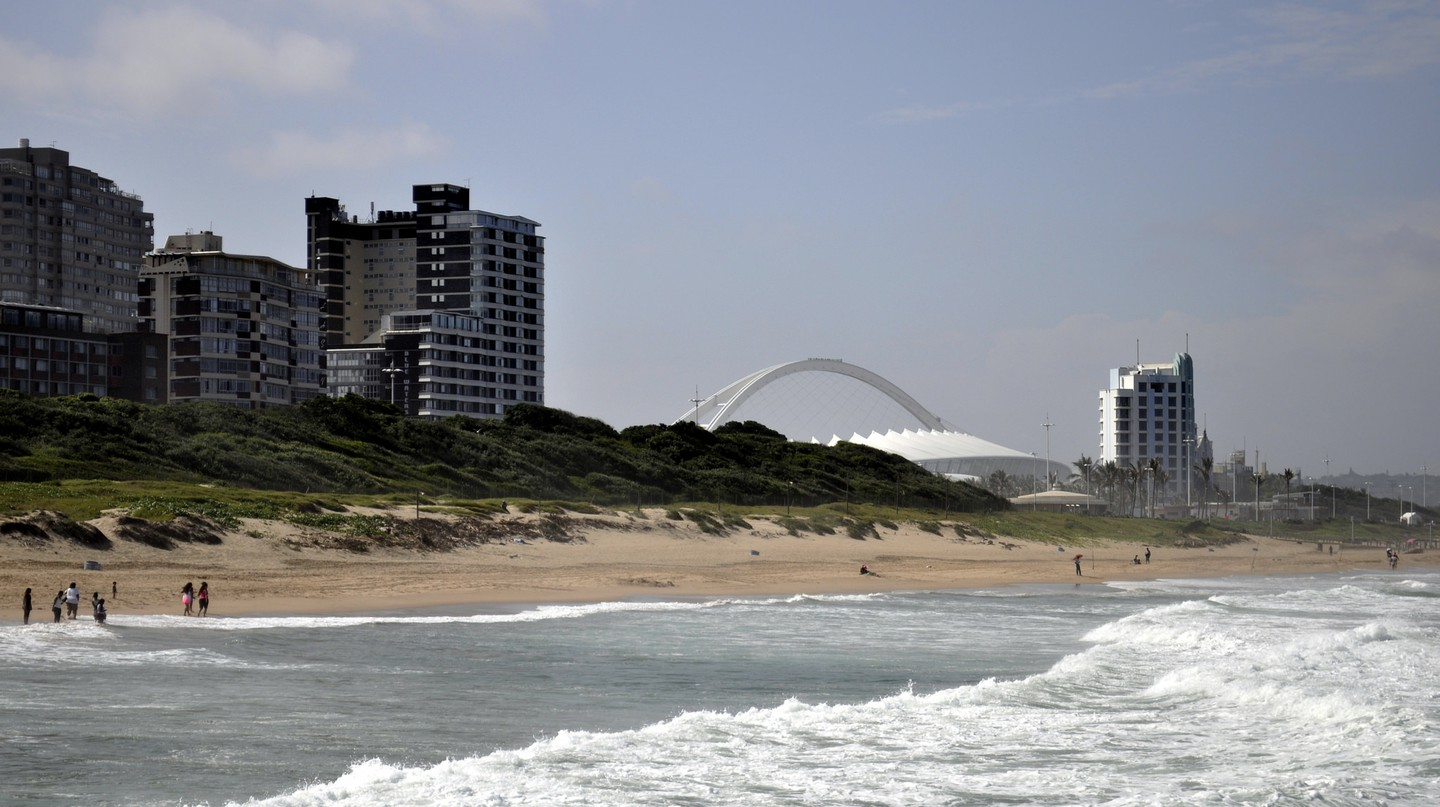 Durban Beach |  Darren Glanville/Flickr