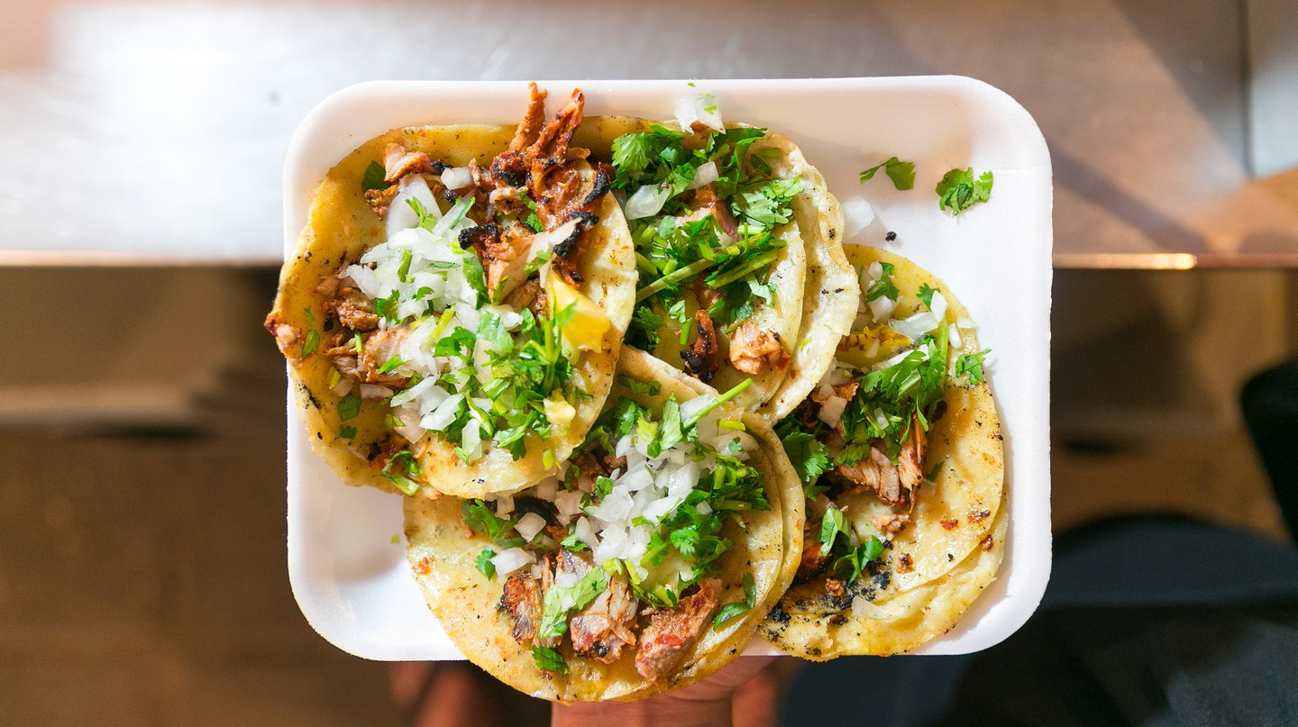 Tacos con todo | © City Foodsters/Flickr