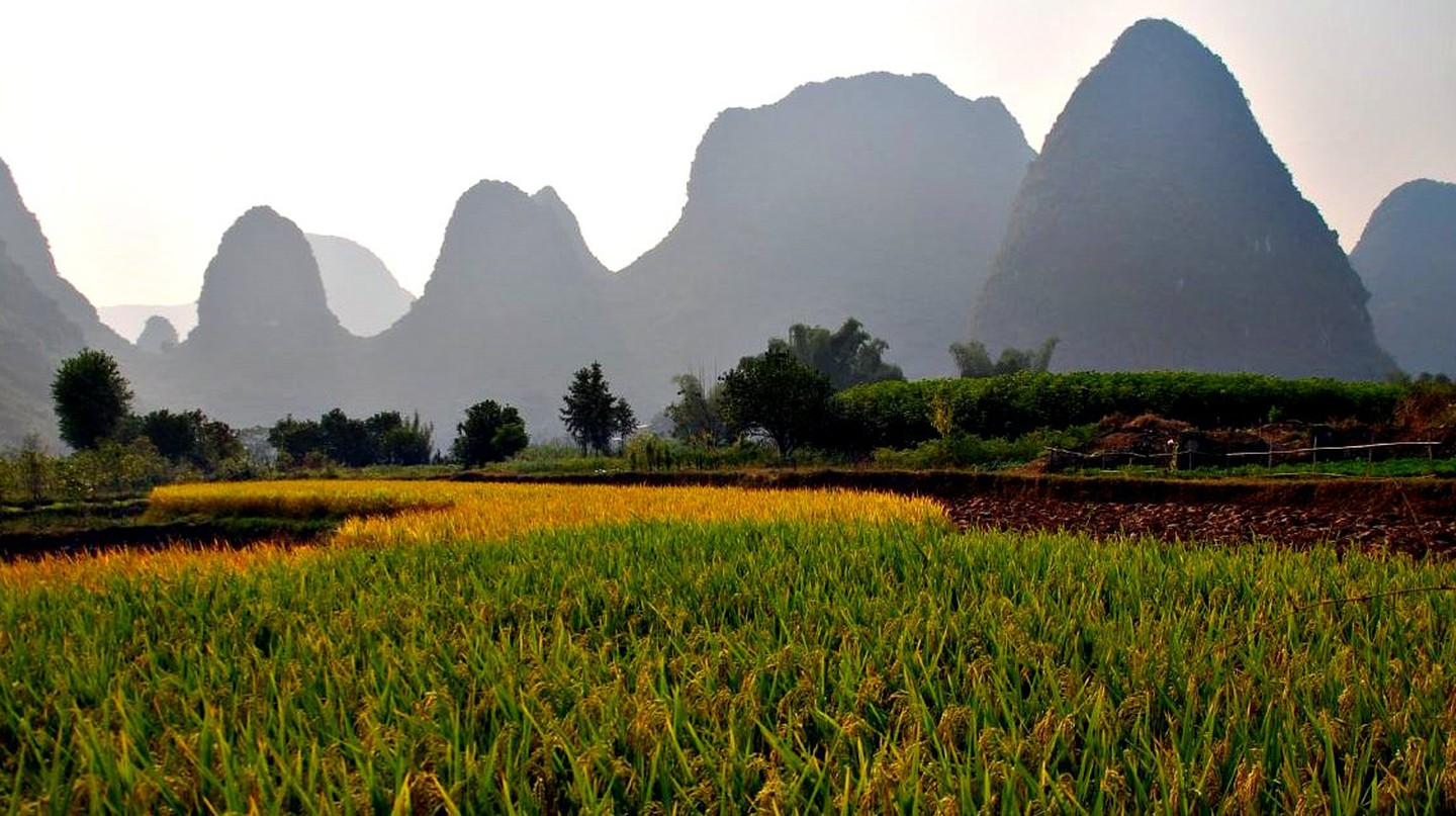 Beautiful Chinese countryside |  © Vera and Jean-Christophe / Flickr