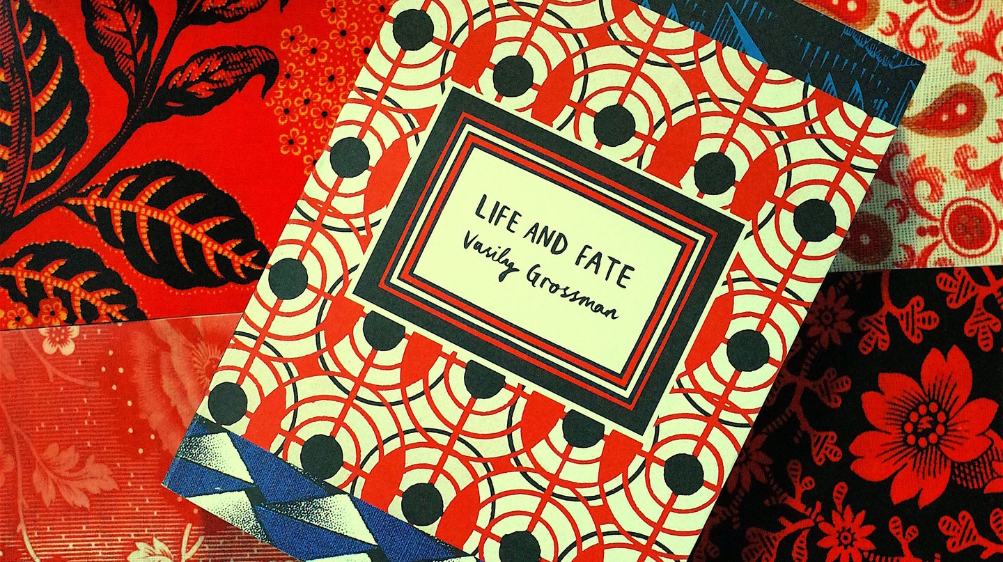 The cover of Vintage's latest edition of Life and Fate | Courtesy of Vintage Classics