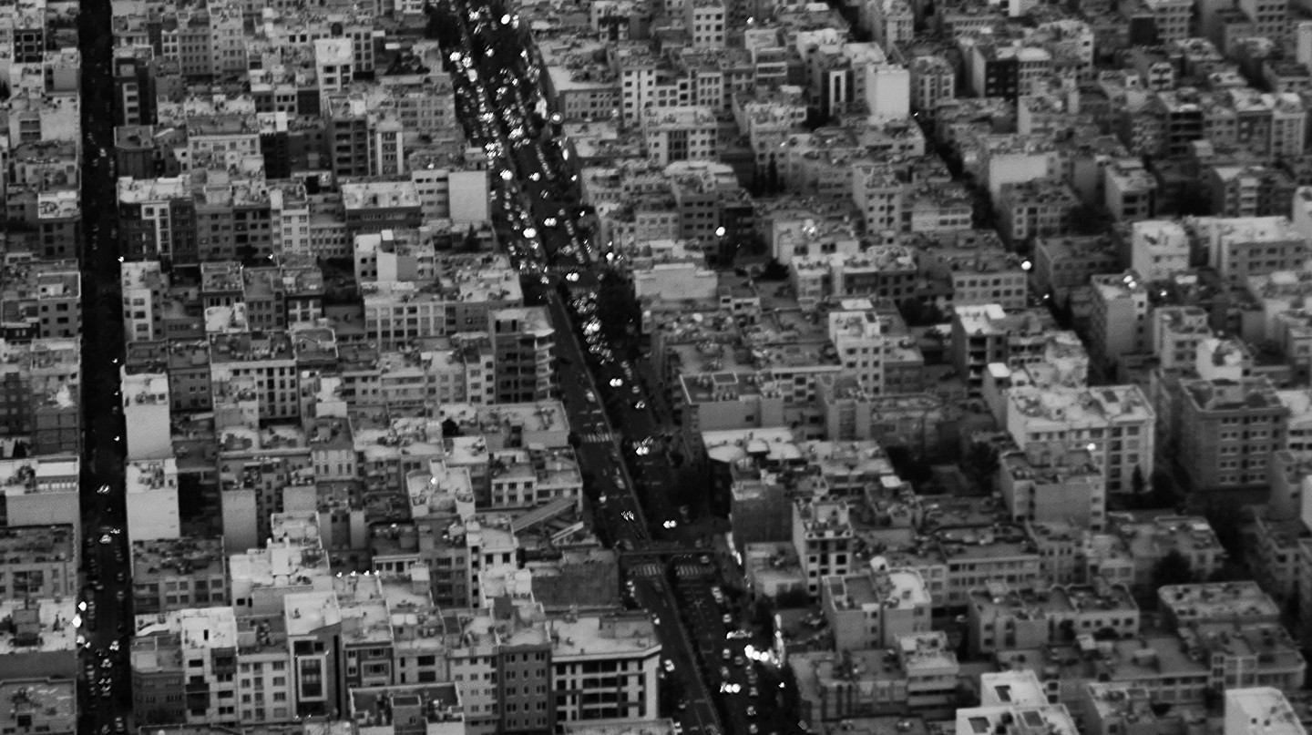 Tehran view from the top | © PROBlondinrikard Fröberg / Flickr