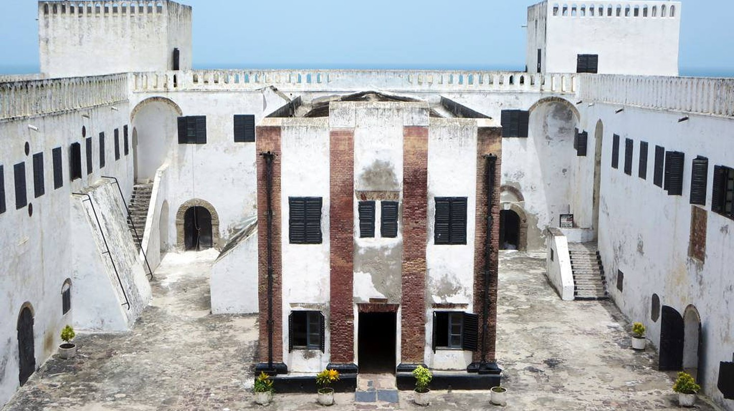 The Elmina Castle © David Stanley