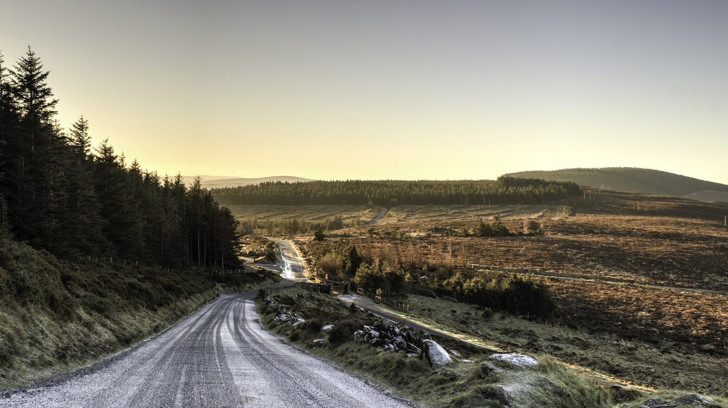 Sally Gap, Wicklow |  © Eric Barnes/Flickr