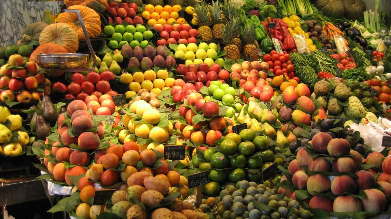 Una frutería | © Boca Dorada / Flickr