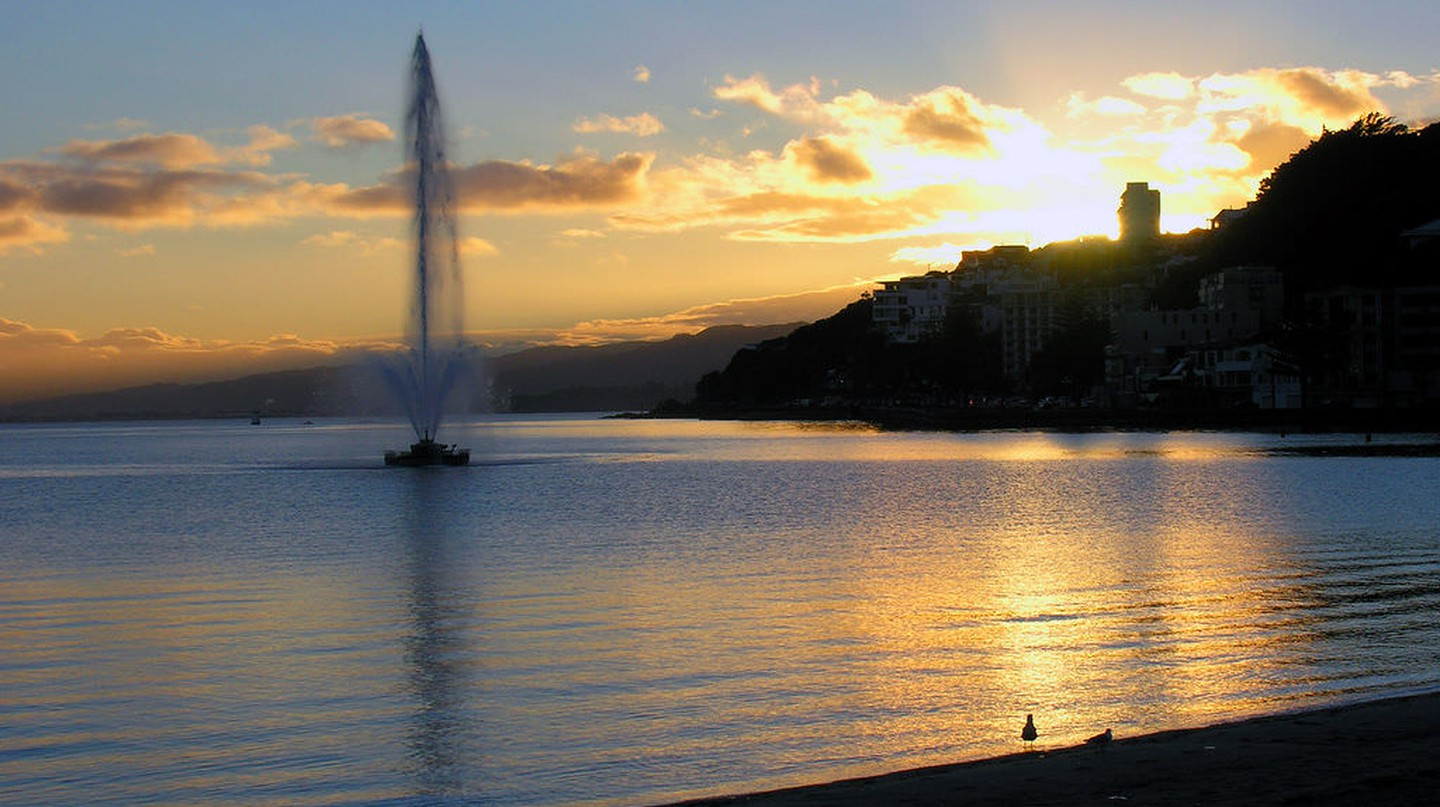 Oriental Bay | © Phillip Capper/Flickr