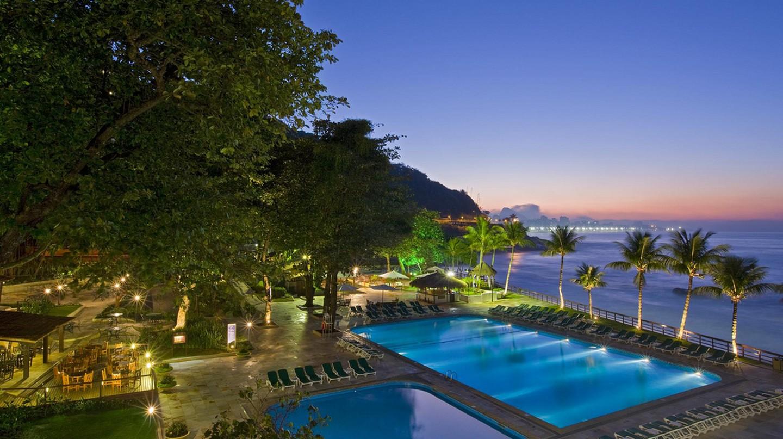 Sheraton Hotel  © Sheraton Rio/Visit.Rio/Flickr