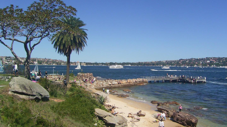 Shark Island, Sydney, Australia | © ikneedanid/Flickr