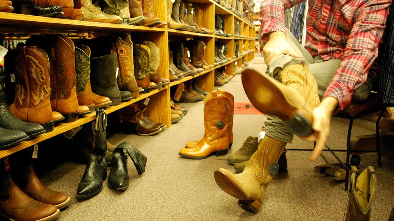 Allen Boots © Valerie Hinojosa/Flickr