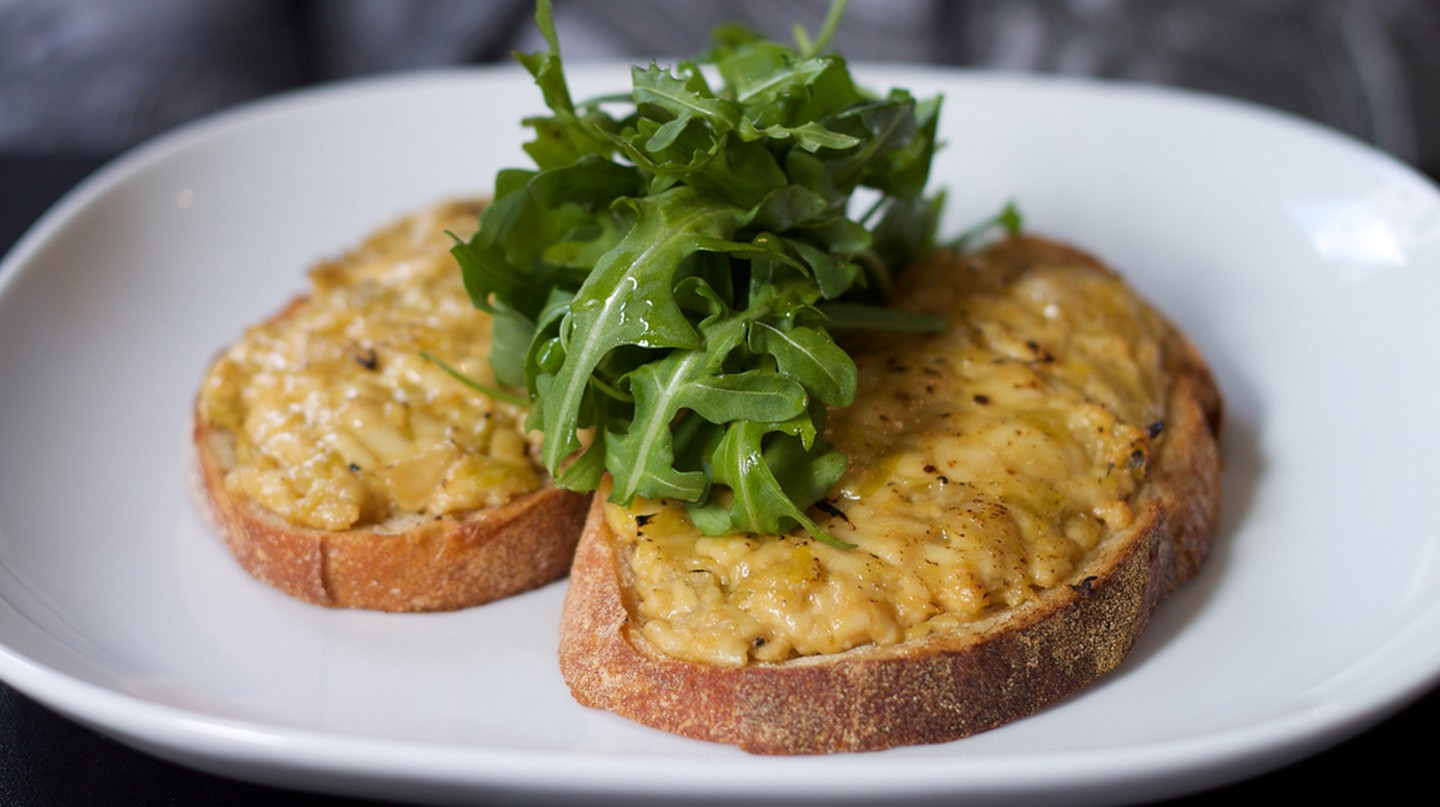 Welsh rarebit | © Tristan Kennedy/Flickr