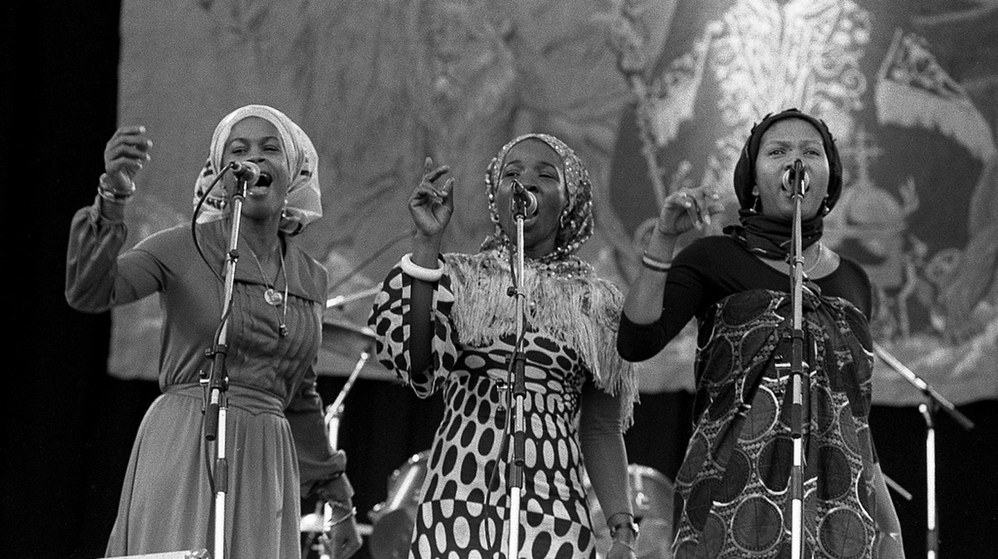 Bob Marley's I-Three, Rita Marley, Judy Mowatt and Marcia Griffiths | ©  Monosnaps/Flickr