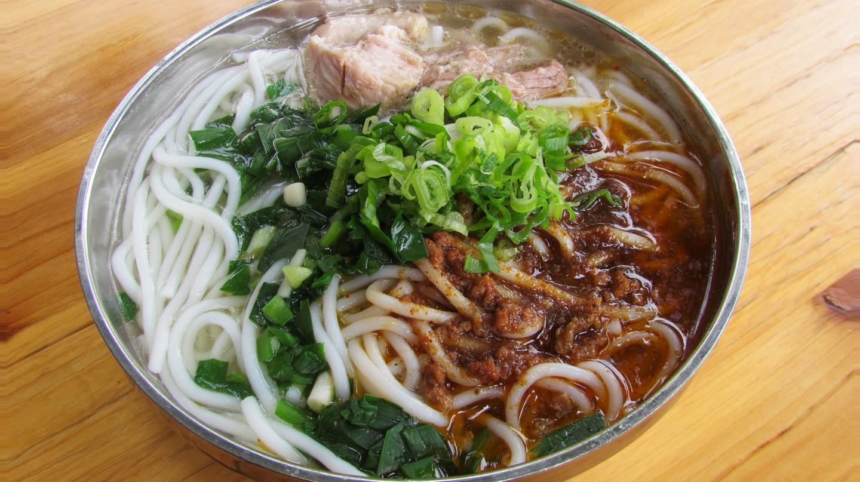 Rice Noodles |@都是肉/58pic.com