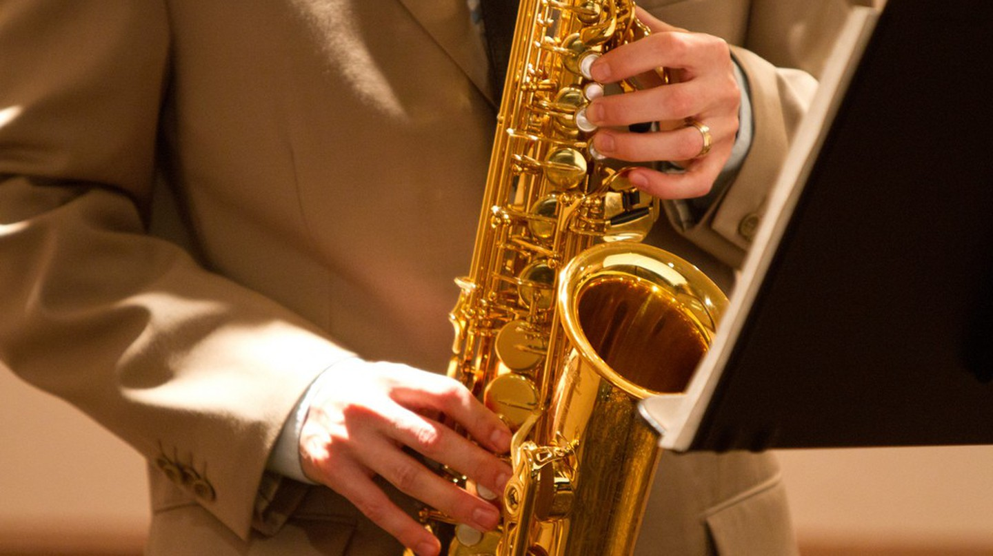 Saxophone|© Chris Waits/Flickr