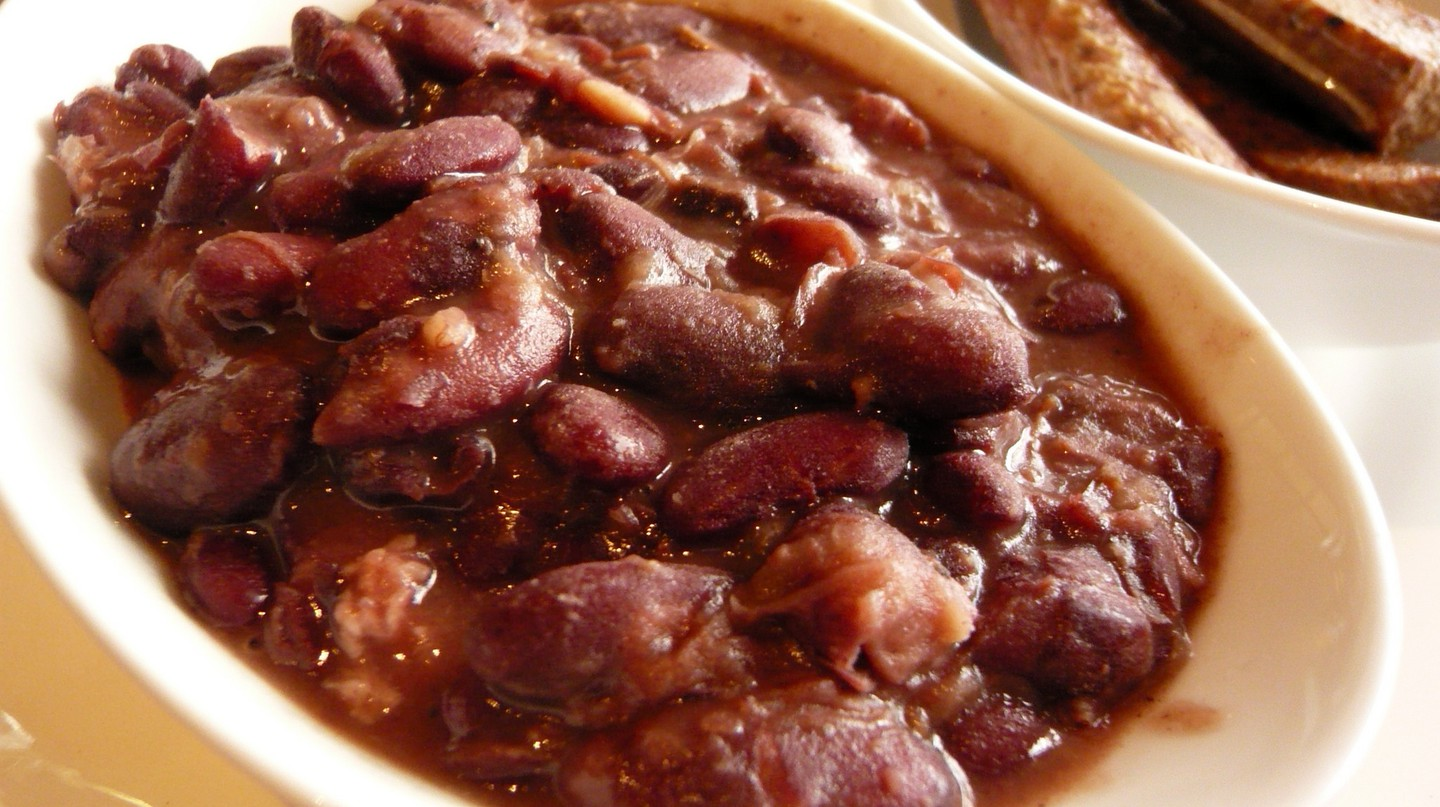 Red Beans At Sweet Mother's Kitchen