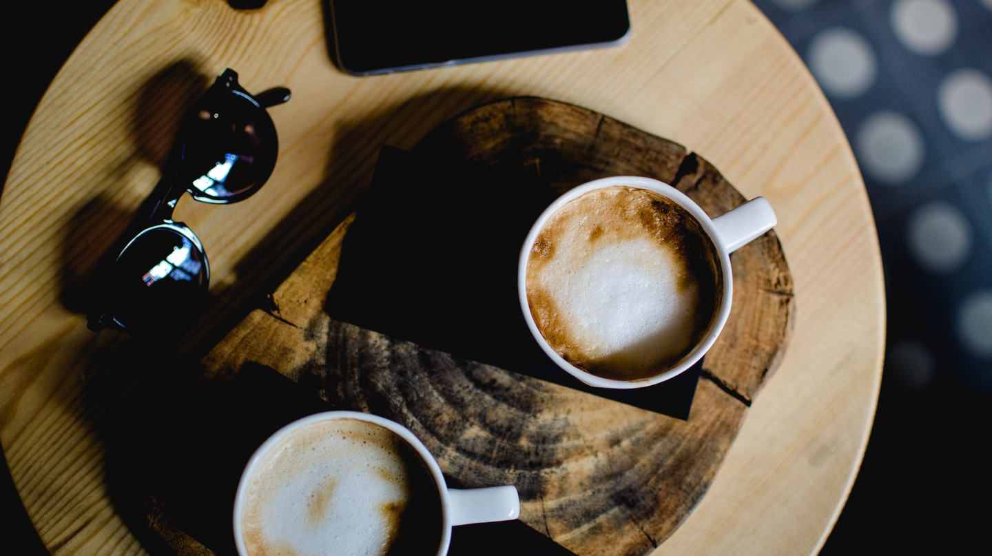 Cappuccino for two | © Sabri Tuzcu / Unsplash