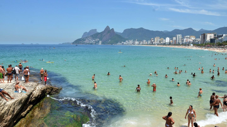 Arpoador and Ipanema beach |© Alexandre Macieira|Riotur/Flickr