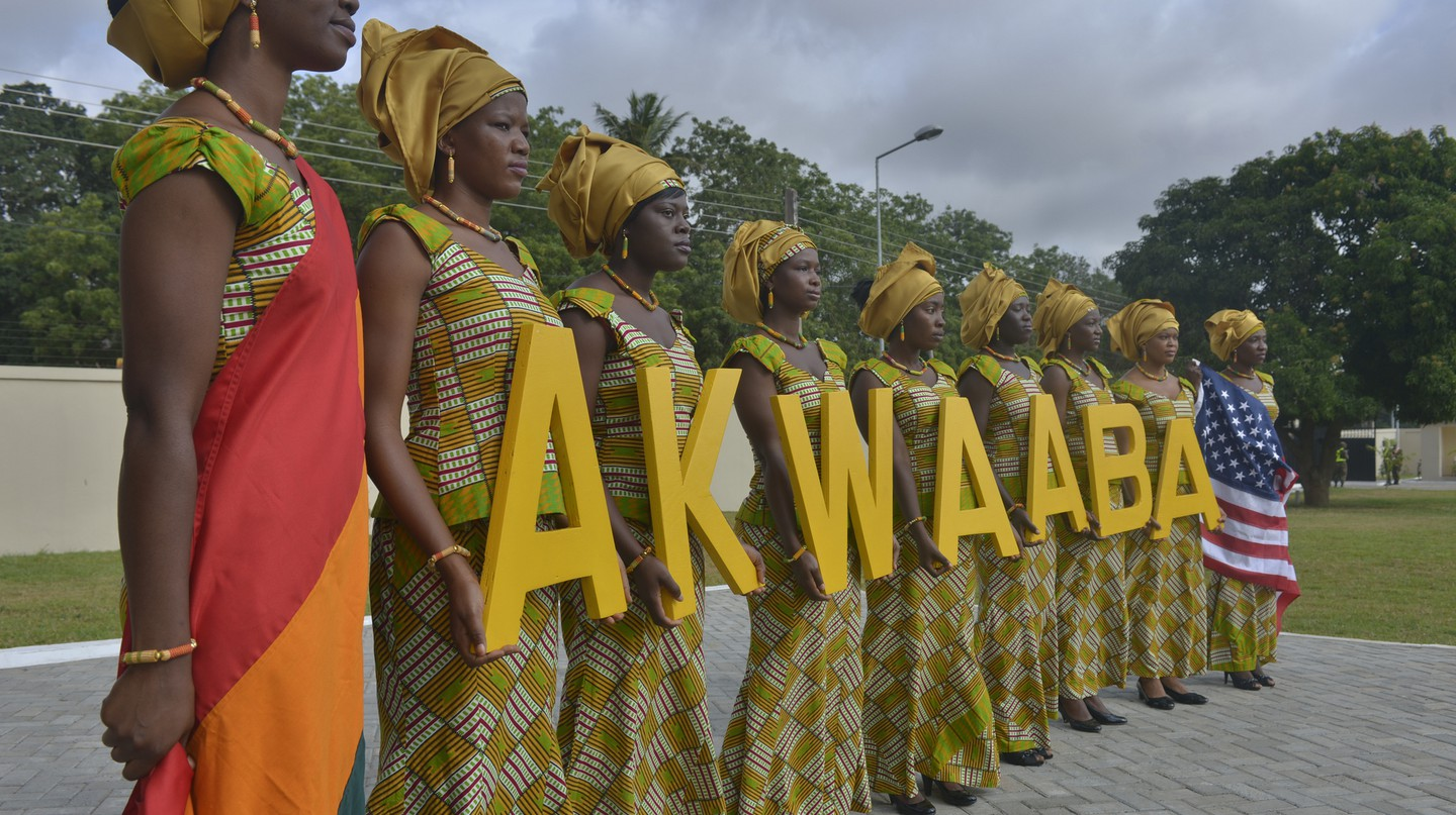 Akwaaba to Accra, Ghana | © USAFE AFAFRICA / Flickr