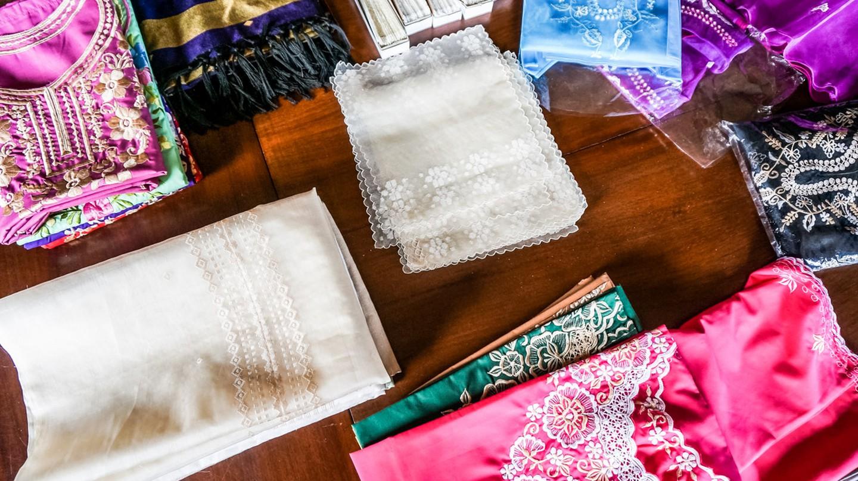 Filipino fabrics | © Esther de la Cruz