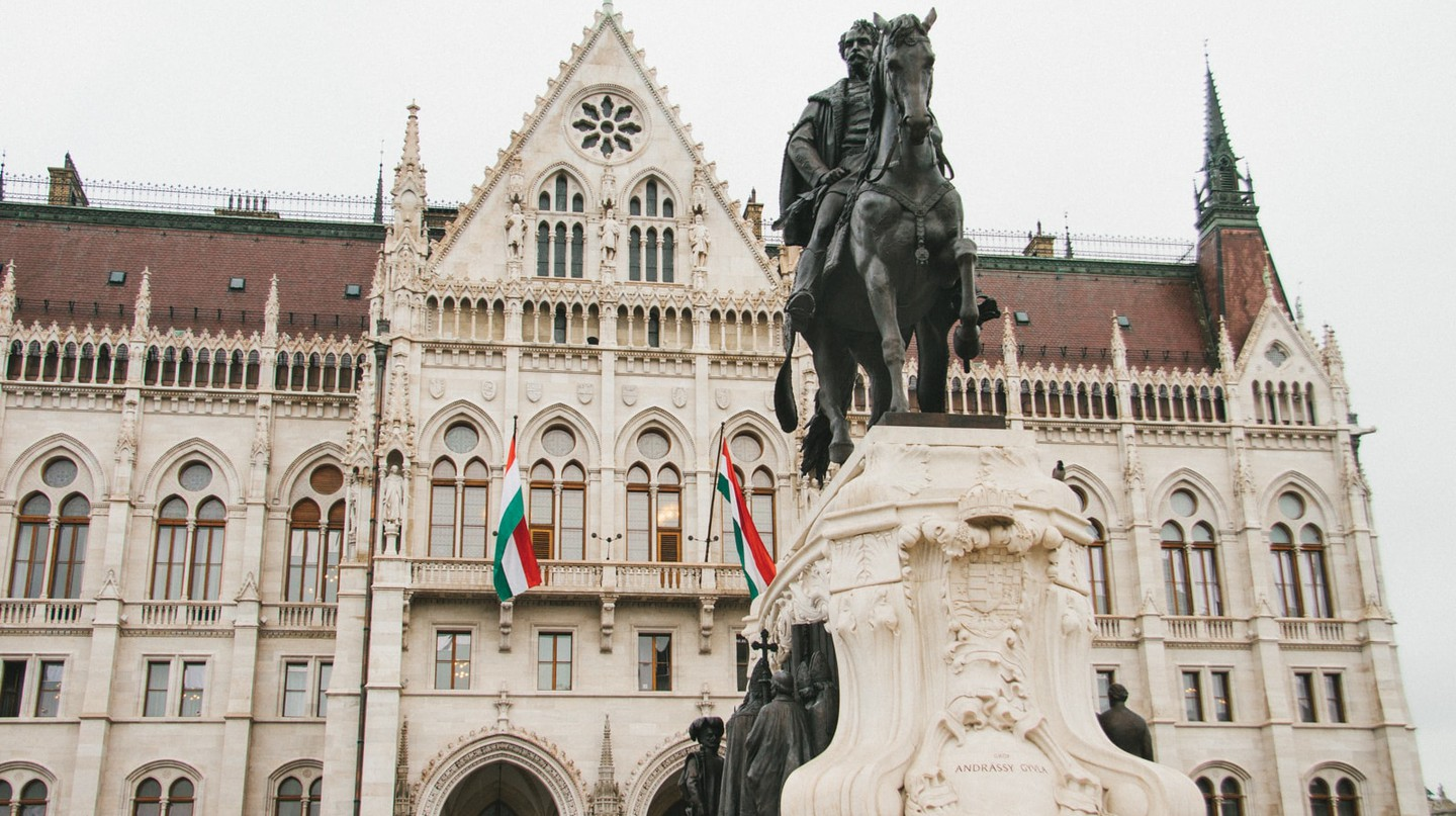 A Brief History of the Hungarian Parliament Building