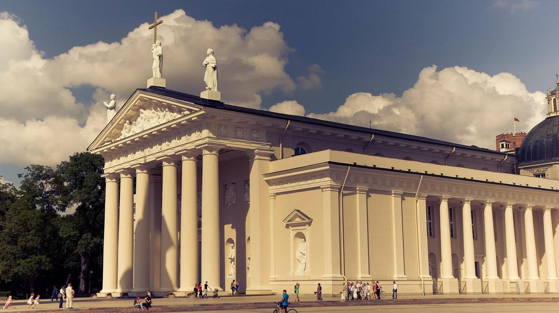 Vilnius Cathedral | © Marina Barinova / Pixabay