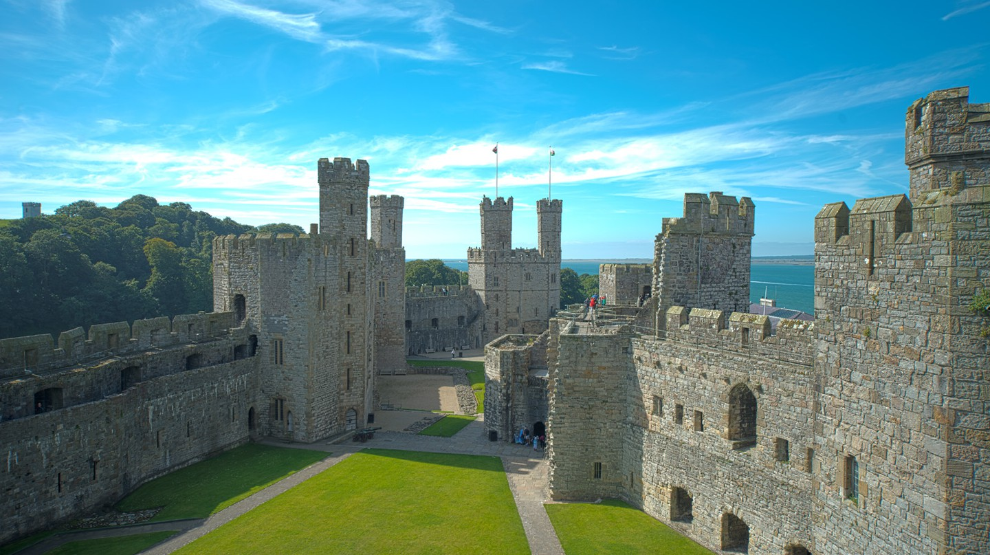 The 10 Most Beautiful Castles in Wales