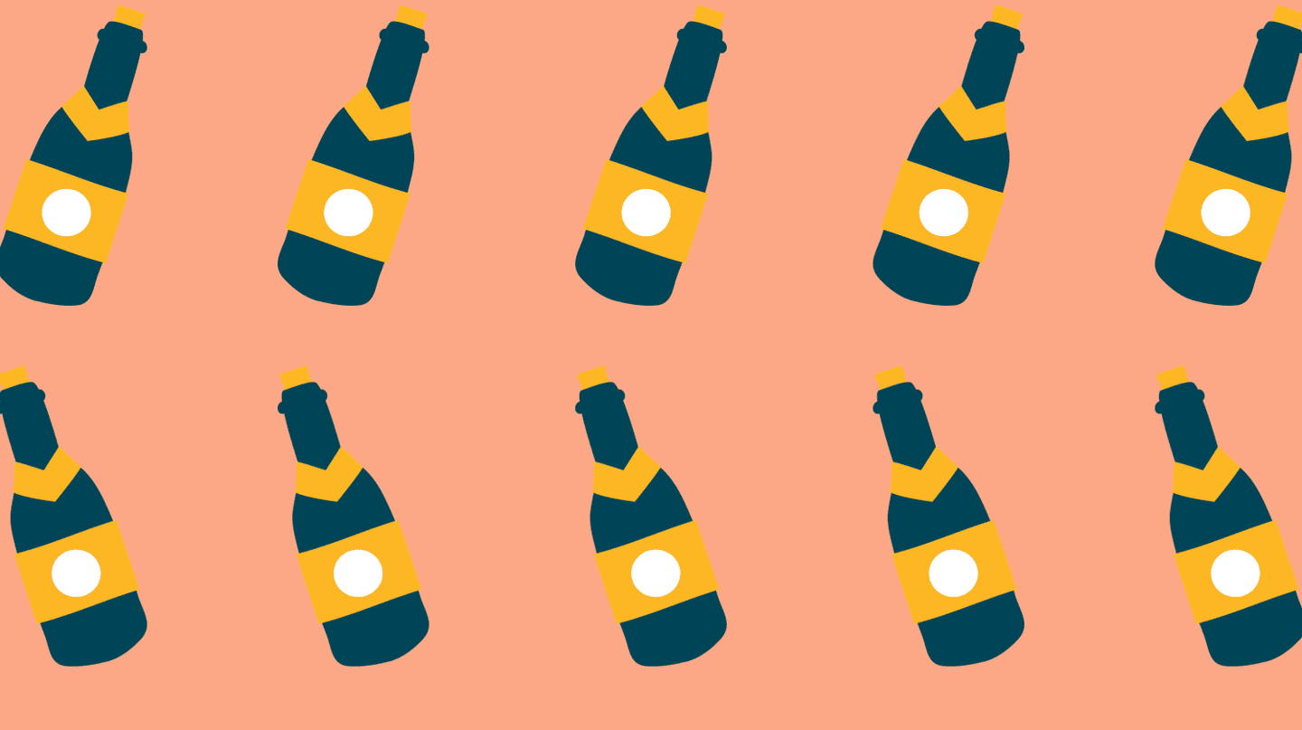 15 Twists on Champagne Cocktails (Infographic)