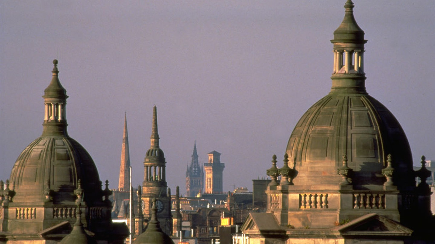 Glasgow City Spires | Courtesy Of Glasgow Life