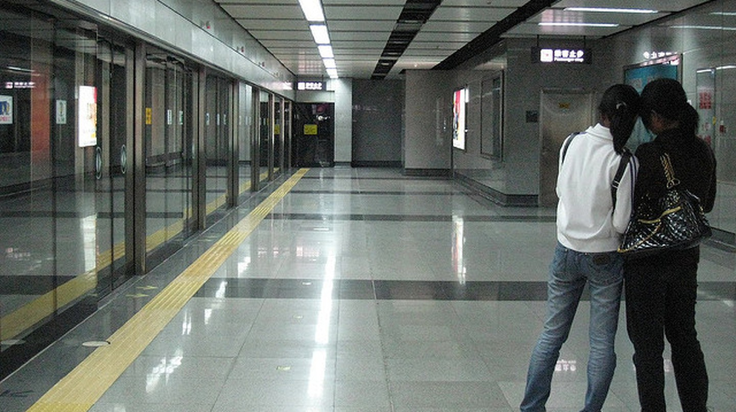 Shenzhen has a high ratio of young people | © Connie/Flickr