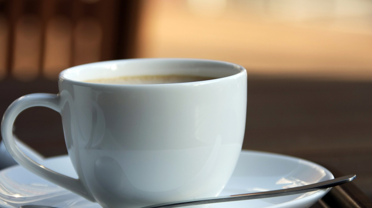 Time for a cup of coffee | © OiMax / Flickr