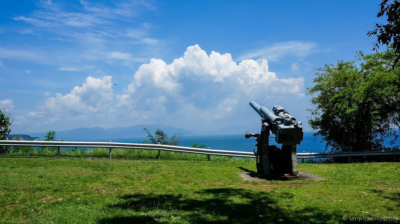 Cannon on Corregidor | © Esther de la Cruz