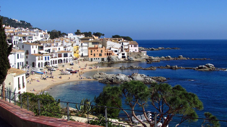 Costa Brava | ©Hezsa / Pixabay