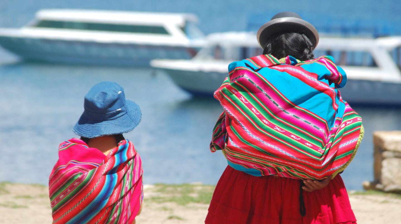 A Bolivian Cholita look © devil_dear13/pixabay