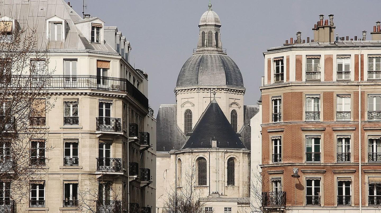 Église Saint-Paul-Saint-Louis │© Adrian Scottow