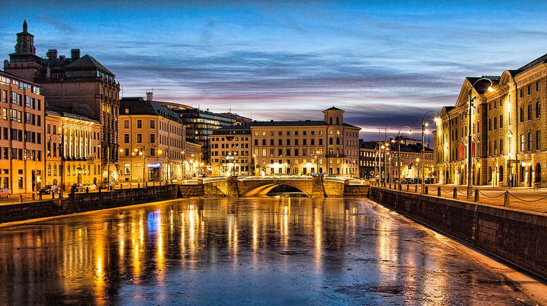 Gothenburg Sweden | ©Hans Wessberg/Flickr