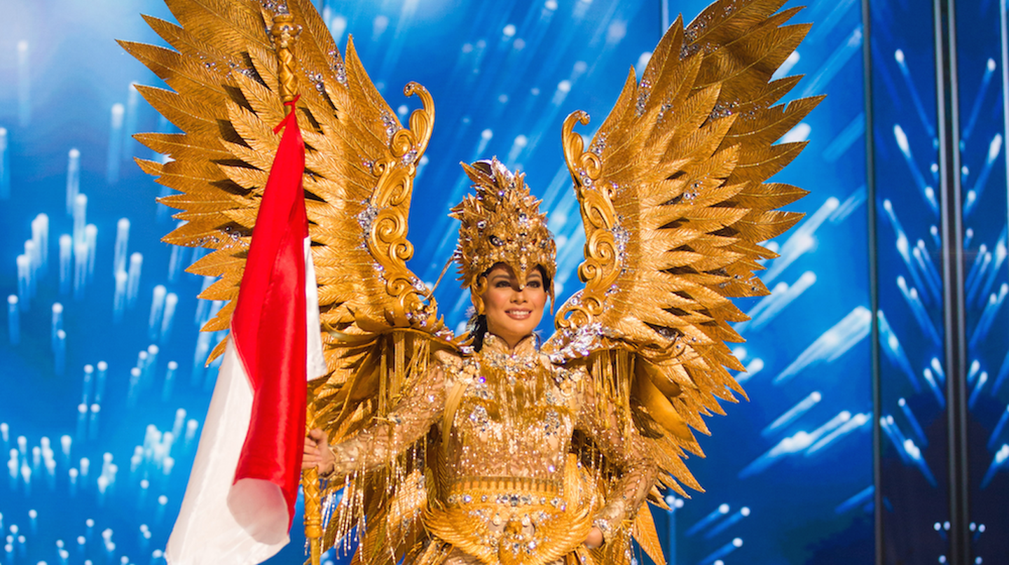 Miss Indonesia 2016 © Miss Universe 2017