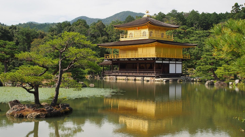 Kinkaku-ji Temple| ©  吉爾  Flickr