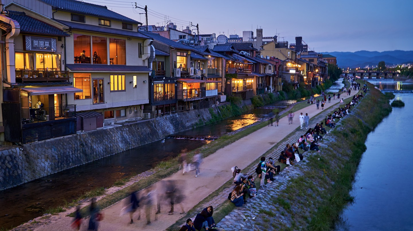 Kyoto| © Pedro Szekely Flickr