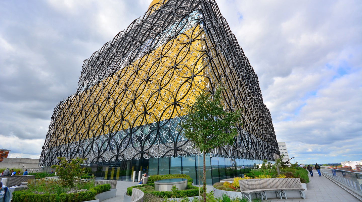 The Library of Birmingham | © Martin Pettitt/Flickr
