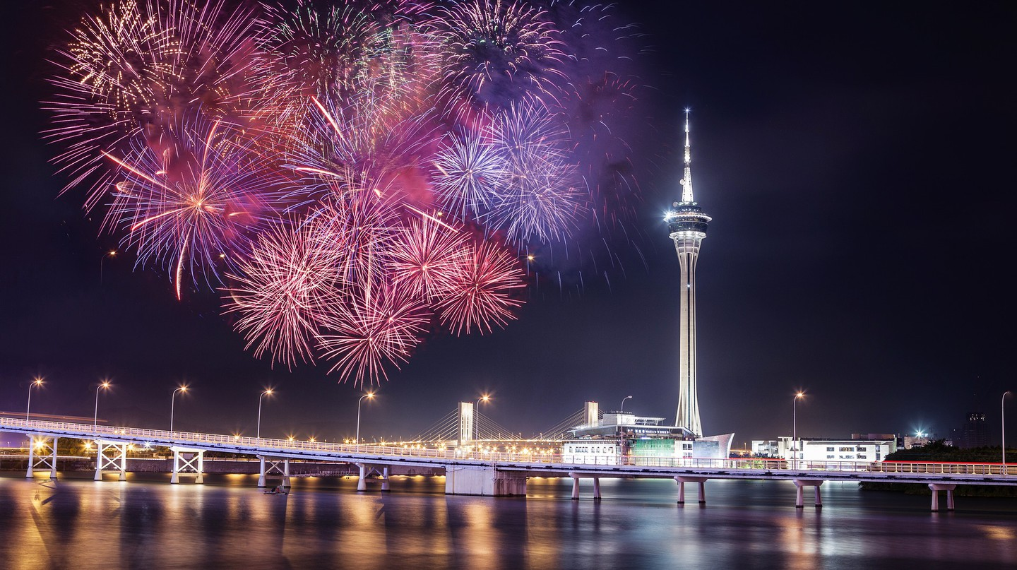 Macau International Fireworks Display Contest | © ImageDragon / Pixabay