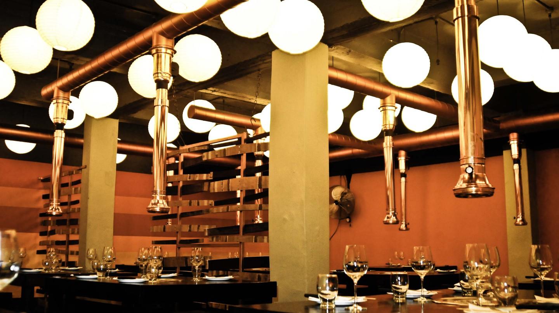 Galbi Restaurant interior