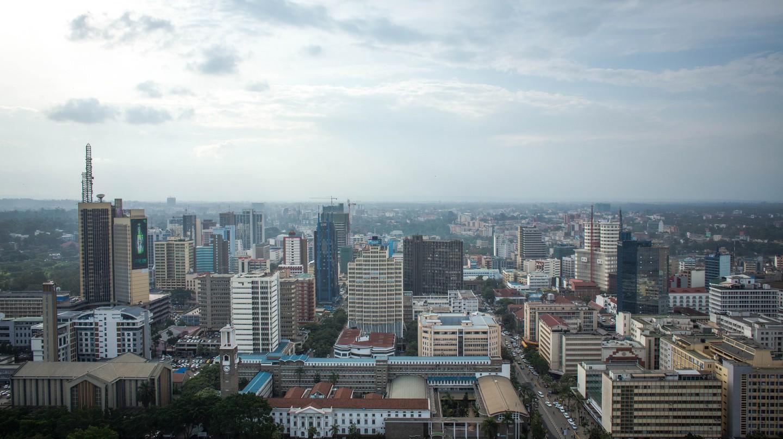 Nairobi skyline | © Make It Kenya Photo / Stuart Price / Flickr